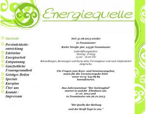 Referenz Energiequelle